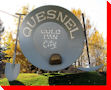 World's Largest Gold Pan - Quesnel, British Columbia