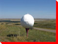Golf Ball - Leader, Saskatchewan
