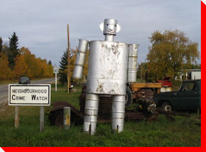 Tin Man - Love, Saskatchewan