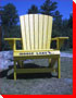 Muskoka Chair - Moose Lake, Ontario