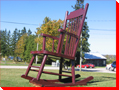 Rocking Chair - Fowlers Corner, Ontario