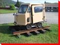 Railroad Jigger - Schreiber, Ontario