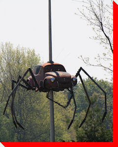 Spider Car - Port Hope, Ontario
